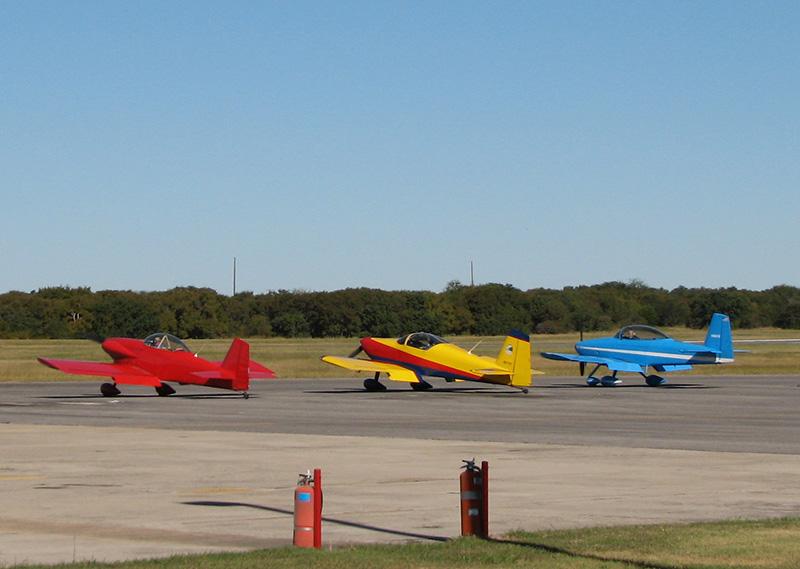 planes on runway web